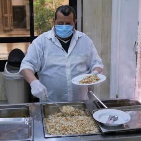 De rijstlepel incoronatijd